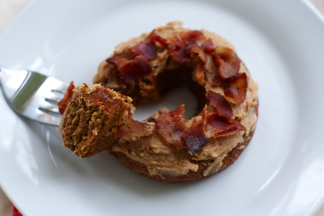Baked Maple Donuts (Grain Free) Recipes — Dishmaps