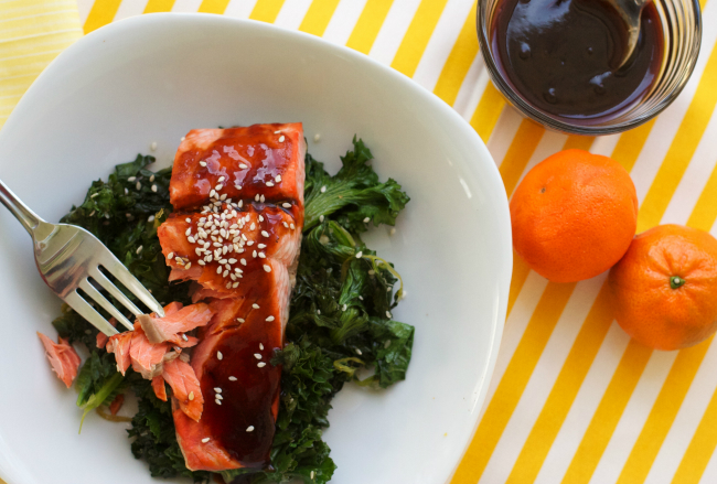 Citrus Sesame Kale Recipes — Dishmaps