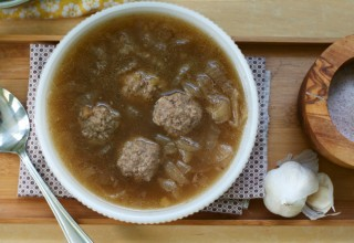 meatballonionsoup